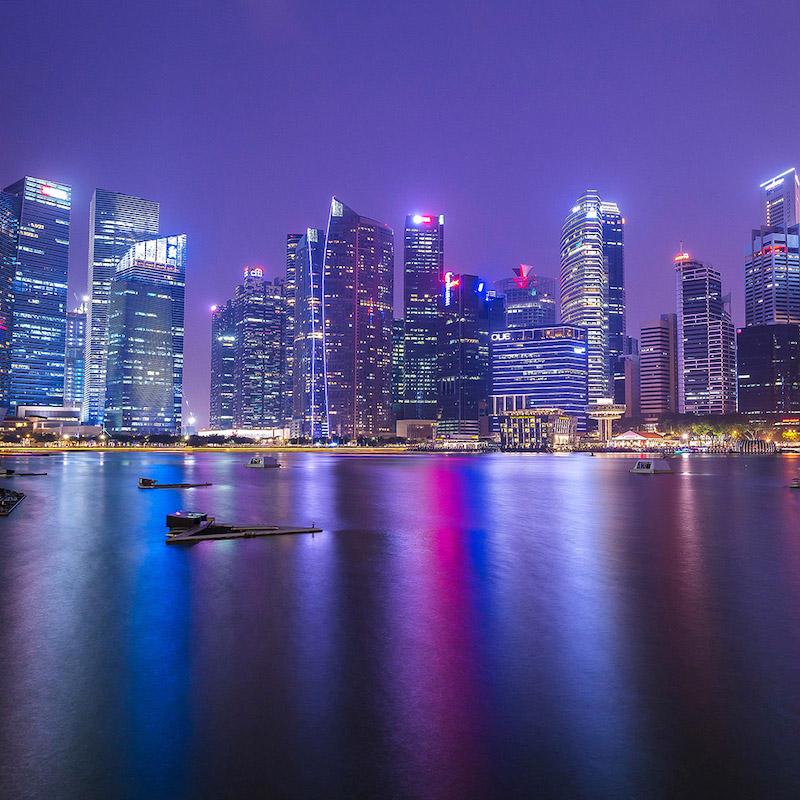 Image de la catégorie pour Paysages urbains
