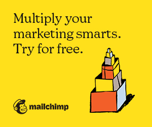 Multiply your marketing smarts with Mailchimp. Try for free.