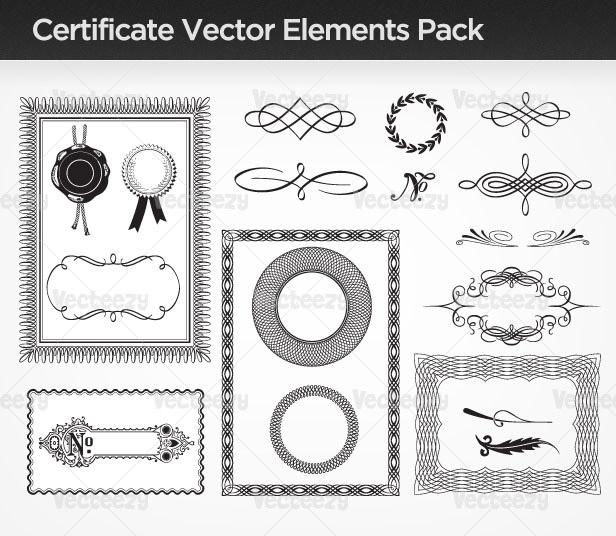 Certificate-vectors