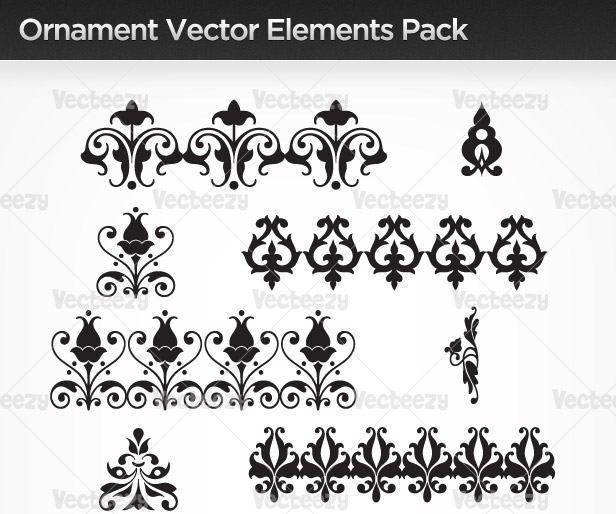 Ornament-vector
