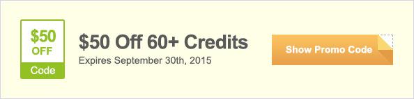 iStock Promo Code! - SAVE $50 OFF 60+ CREDITS - iStock Promo Code
