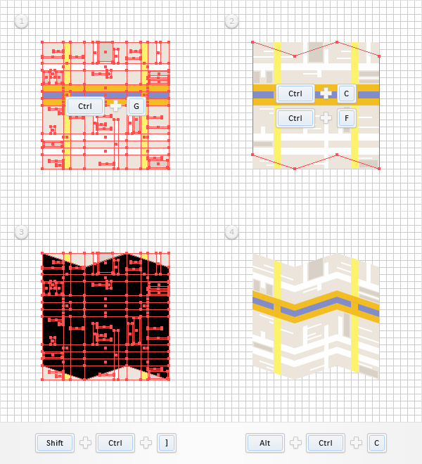 how to design map icon