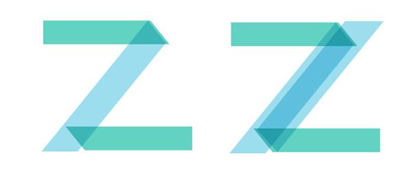 Steps to create vector alphabet