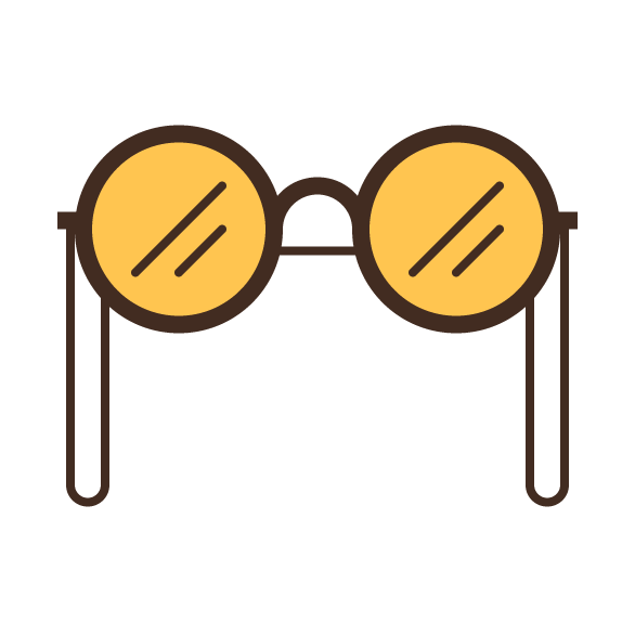 how to illustrate glasses adobe illustrator