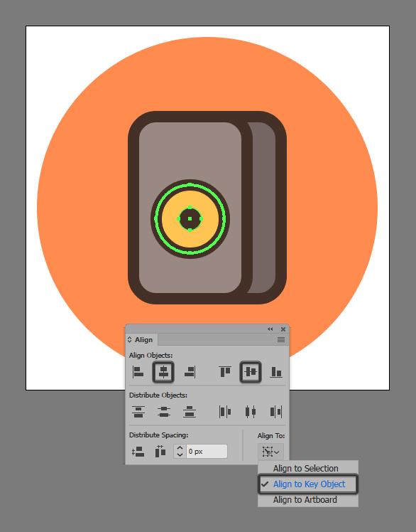 studio icon adobe illustrator tutorial music speaker tutorial
