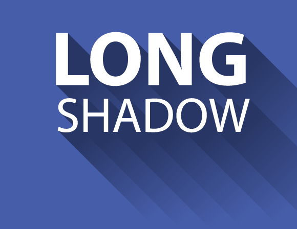2 Ways To Create A Long Shadow Effect In 5 Steps Or Less