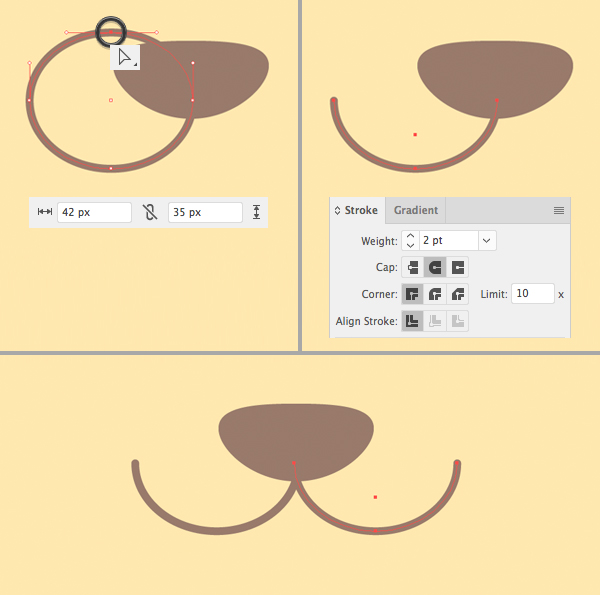 Dog logo tutorial