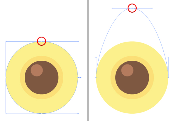 design an avocado pattern in adobe illustrator