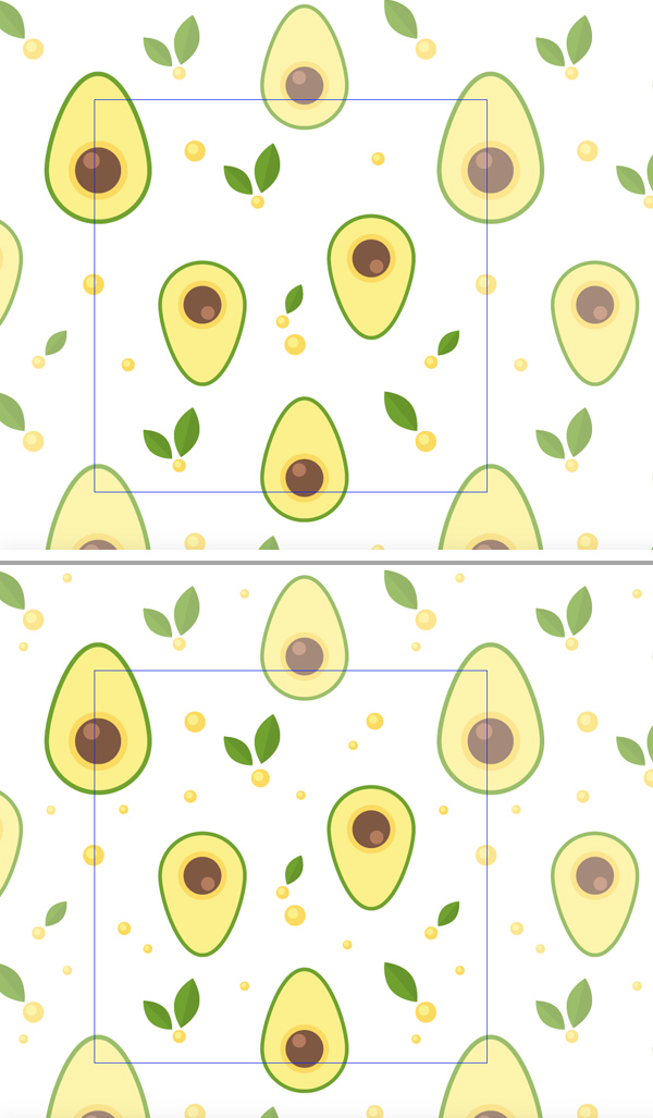 avocado adobe illustrator tutorial