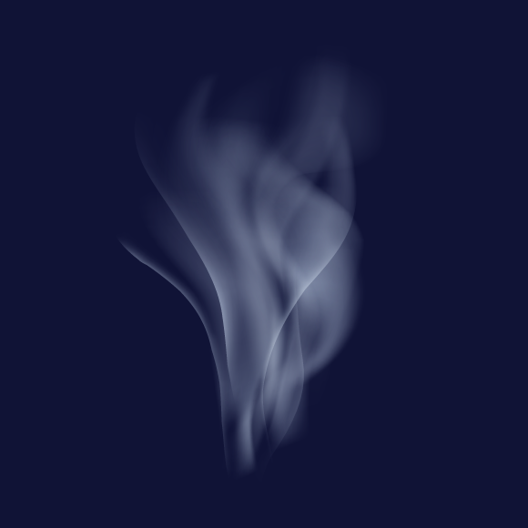vector smoke in illustrator