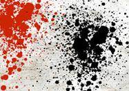 Spill-splatter-vector