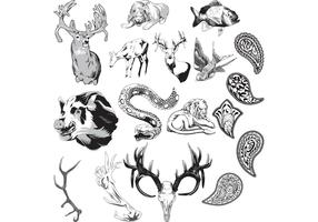 Animal Vectors from Jimiyo