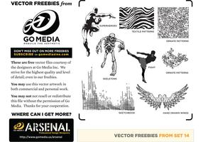 Go Media's Vector Sample Pack 14