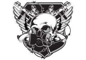 Free Vector Emblem