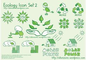 Ecology Icon Set 2