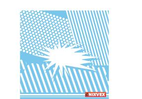 NixVex Free Blue Vector Background
