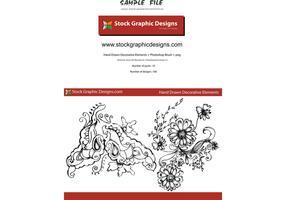 Sketchy Decorative Elements