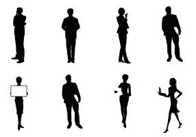 People Vector Pack of Business People