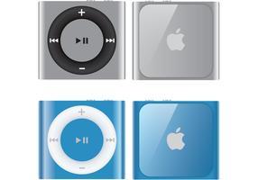 iPod shuffle Free Vector