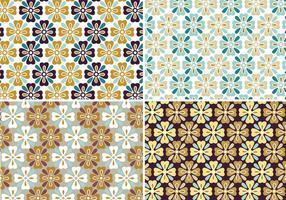 Autumn Flower Patterns & Wallpapers