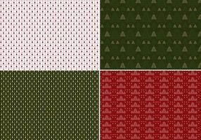 Christmas Tree Illustrator Pattern Pack