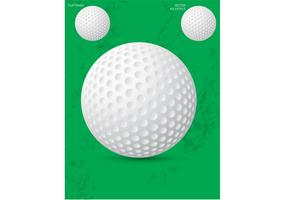 Free Vector Golf Ball