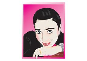 Asri Arfah - Woman Vector