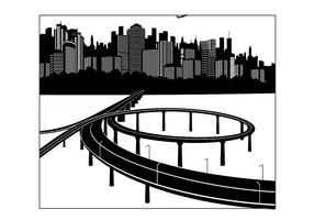 City Roads Vector Pack