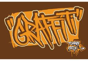 GRAFFITI - design Tommy Brix
