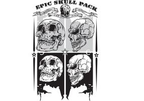 Epic Skull Pack Samples
