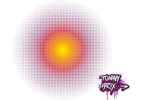 Raster #2 - design Tommy Brix