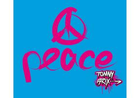 peace - design Tommy Brix