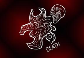 Breath of Death Vector