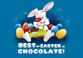 Best of Easter is Chocolate