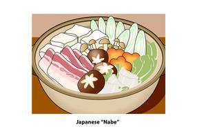 "Japanese ""Nabe"" Vector"