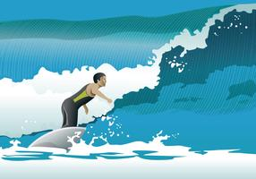 Surfing Waves
