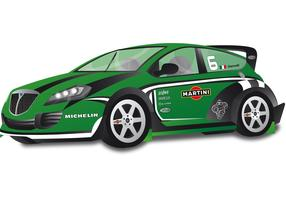 Lancia Delta Rally - Racing