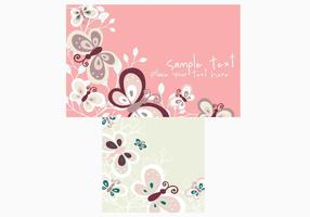 Butterfly Vector Wallpapers