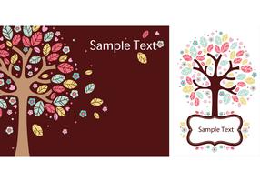 Living Tree Vector Wallpaper Pack