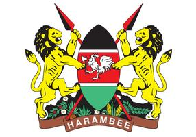 Free Kenyan Emblem Vector