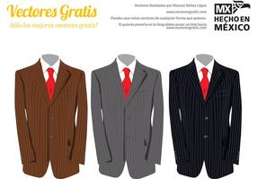 Tailor Suits Vectors