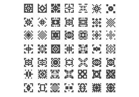 Pattern Vector Pack - 49 Design Pattern Vectors