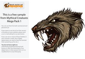 Free Vector Mythical Creature Sample