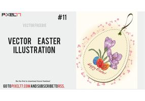 Vector Easter Illustration