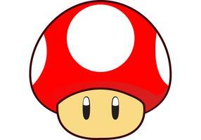 Mushroom Vector Power!