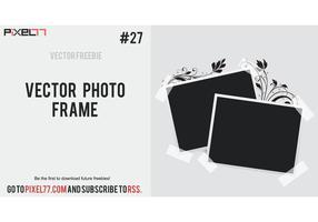 Vector photo frames