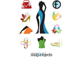 Logo Vector Fashion Templates