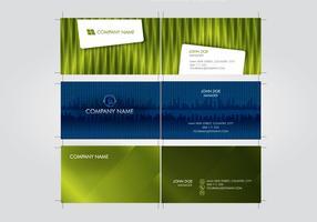 Vector Business Card Templates 02