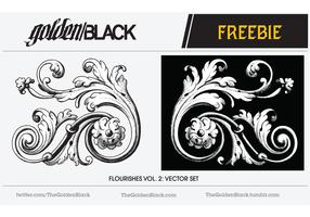 Flourish Vector Vol. 2: Sample