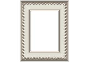 Photo Frames, Creative Borders in Vector